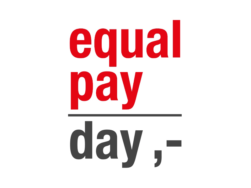 18.03. Equal Pay Day